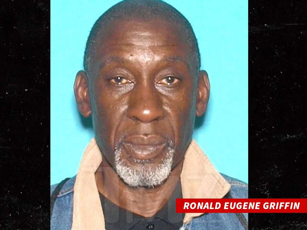 59-year-old Ronald Eugene Griffin