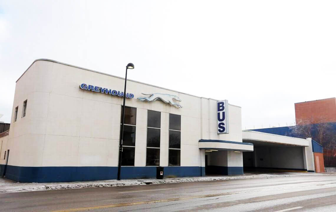 Kansas legal loophole lets prison lifer file deeds claiming Joyland Amusement Park and a Greyhound Station The mothballed Greyhound station in downtown Wichita, KS is one of several properties a prisoner has claimed through fake deeds, county officials said.