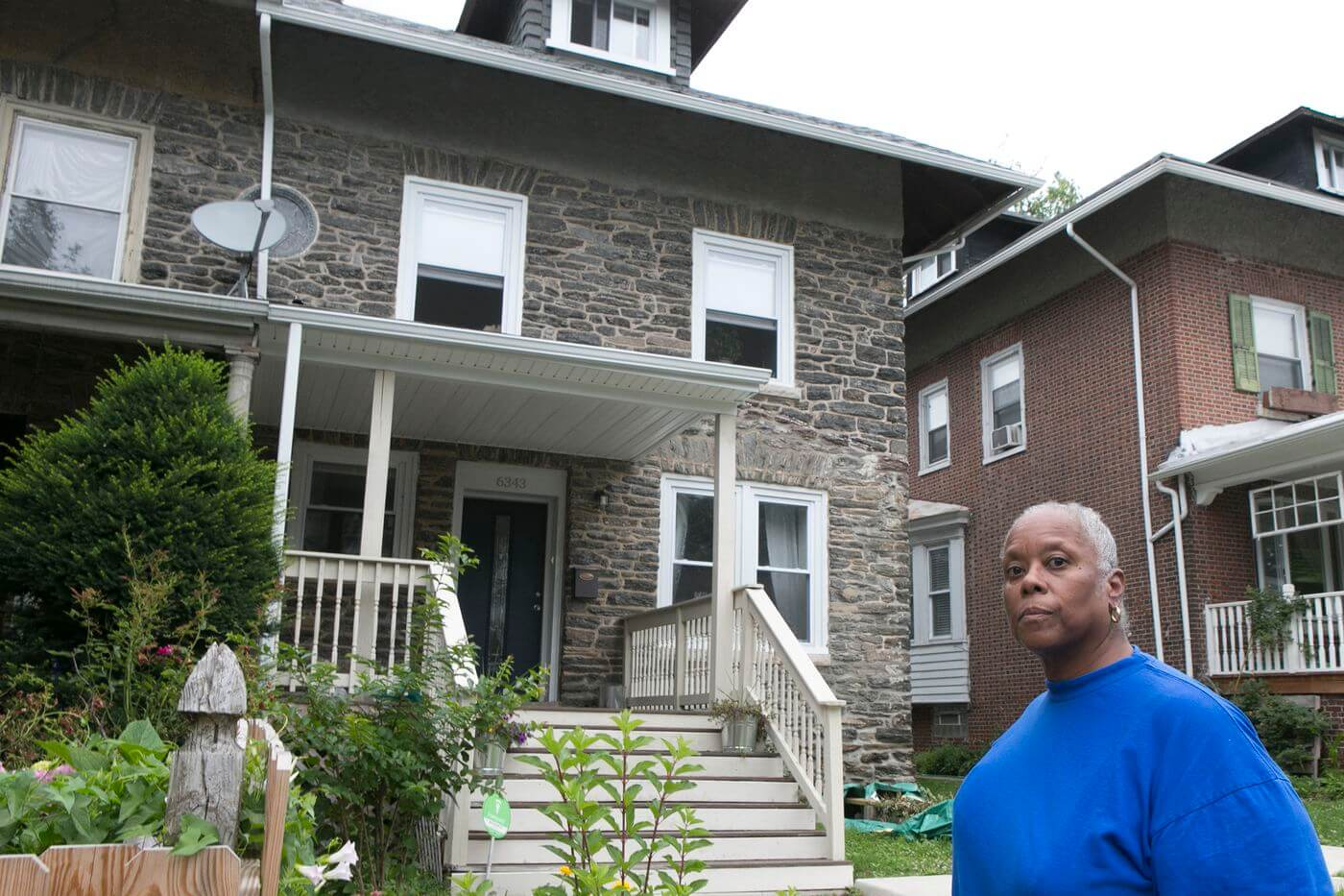 A Philadelphia story: Falsely declared dead, home stolen and no one will help Three years ago, Tonya Bell went to City Hall and discovered that she was dead. And that her house had been stolen.
